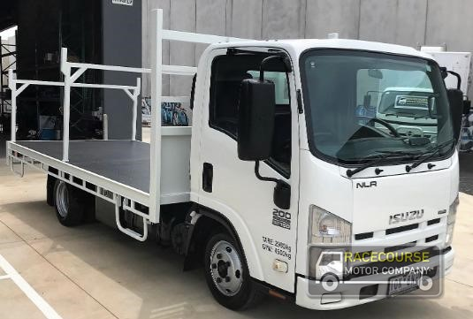 2009 Isuzu NLR 200 Racecourse Motor Company - Trucks for Sale