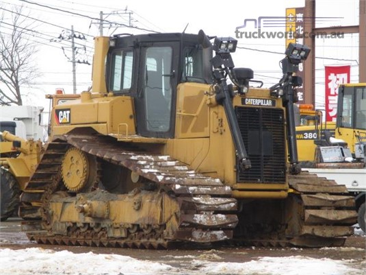 2013 Caterpillar D6T LGP - Heavy Machinery for Sale