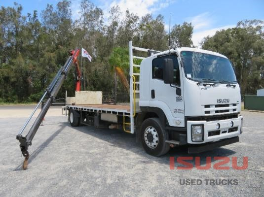 2011 Isuzu FVD1000 Used Isuzu Trucks - Trucks for Sale