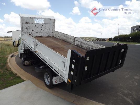 2009 Fuso Canter FE85 Cross Country Trucks Pty Ltd - Trucks for Sale