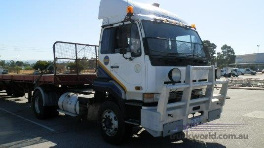 1992 Nissan Diesel UD CW(B)450 Truck Traders WA - Trucks for Sale