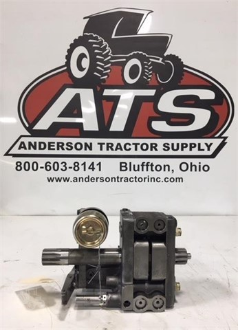 MASSEY-FERGUSON 1684582M92 Hydraulic Pump For Sale In Bluffton, Ohio