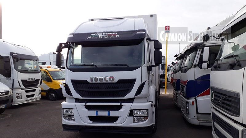 Iveco STRALIS 460 Usato 2015 Veneto