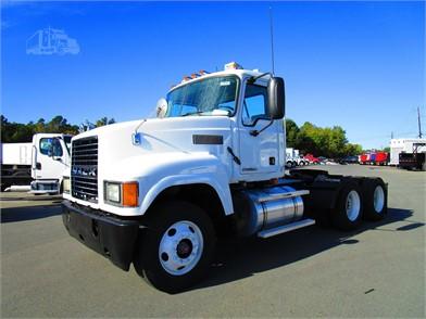 Mack Trucks For Sale >> Mack Trucks For Sale In North Carolina 140 Listings