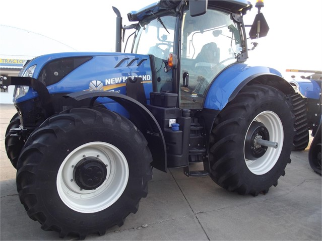 2018 NEW HOLLAND T7 190 For Sale In Atlantic, Iowa | www