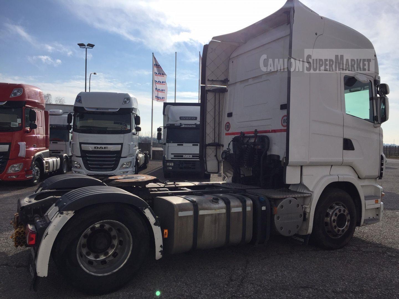 Scania R420 used 2012