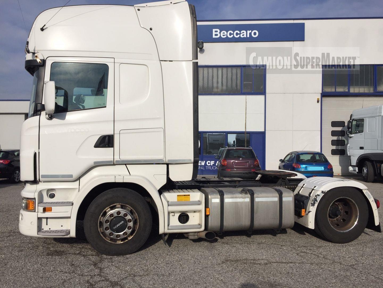 Scania R440 used 2013