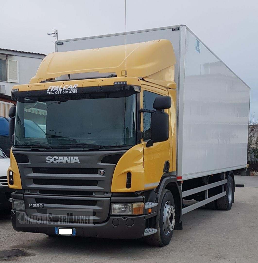 Scania P280 used 2009