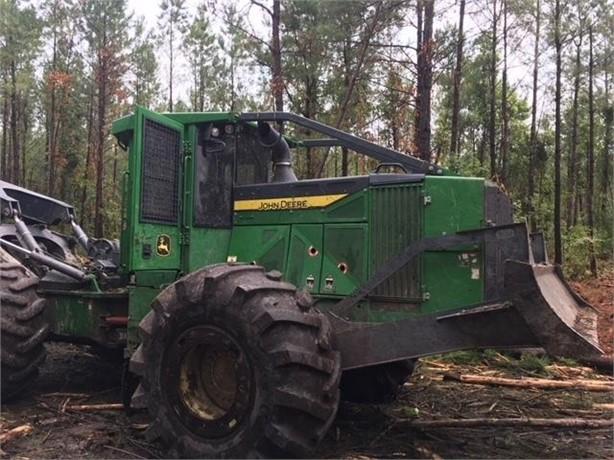 DEERE Skidders Logging Equipment For Sale - 414 Listings