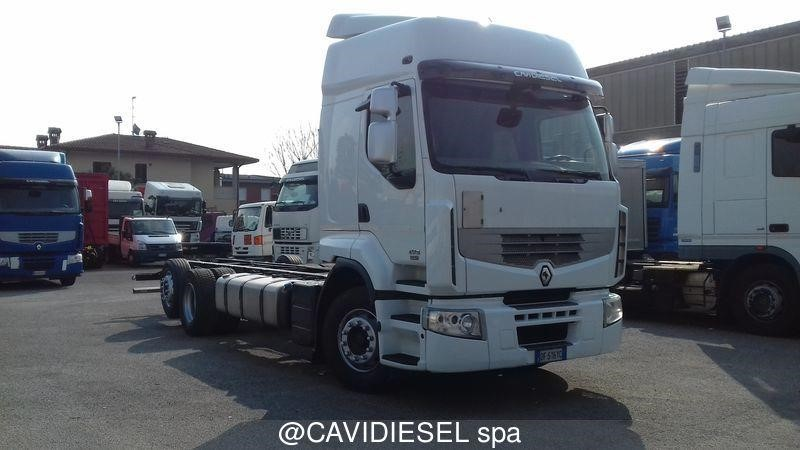 Renault PREMIUM 450 #Used