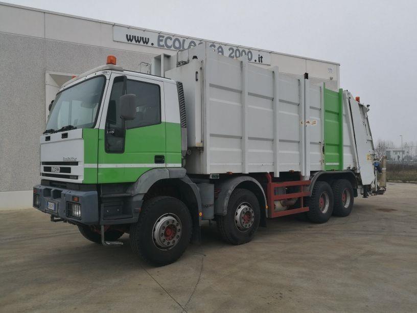 Iveco EUROTRAKKER 410E38