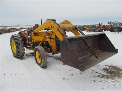 MASSEY-FERGUSON 40 For Sale - 6 Listings | TractorHouse com