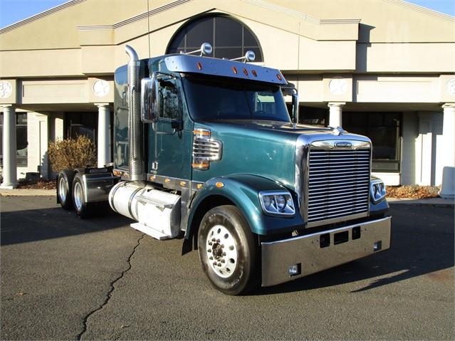 Freightliner Of Hartford >> 2017 Freightliner Coronado 122 Sd For Sale In East Hartford Connecticut