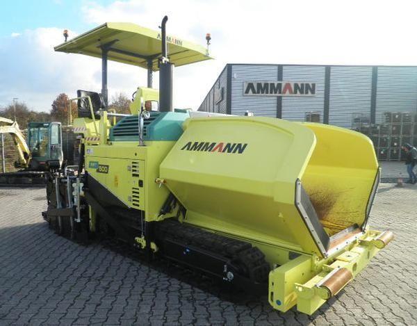 AMMANN AFT500