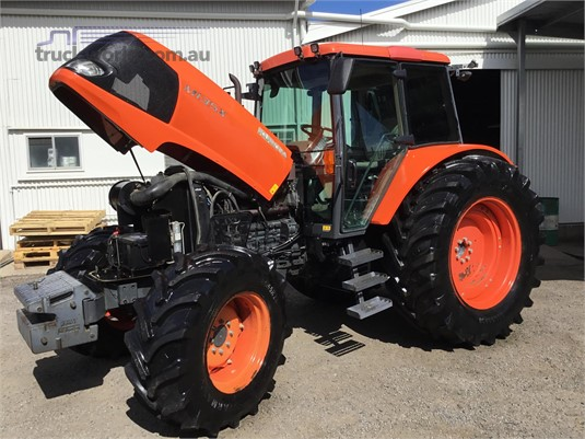 2012 Kubota M135X Farm Machinery for Sale