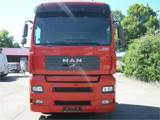 MAN TGA18.430XXL