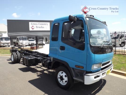 2006 Isuzu FRR525 Cross Country Trucks Pty Ltd - Trucks for Sale