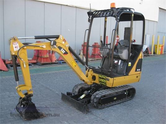 2013 Caterpillar 301.4C - Heavy Machinery for Sale