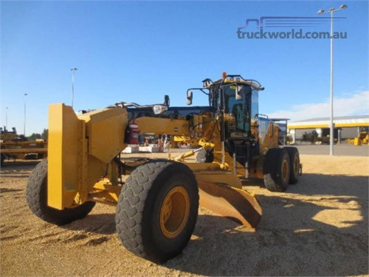 2008 Caterpillar 14M Heavy Machinery for Sale