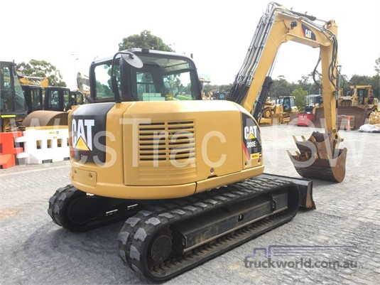 2014 Caterpillar 308E2 CR SB - Truckworld.com.au - Heavy Machinery for Sale