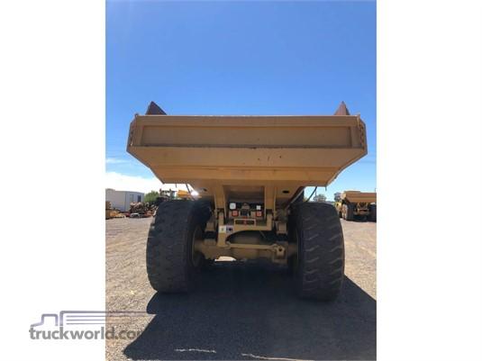 2004 Caterpillar 740 - Truckworld.com.au - Heavy Machinery for Sale