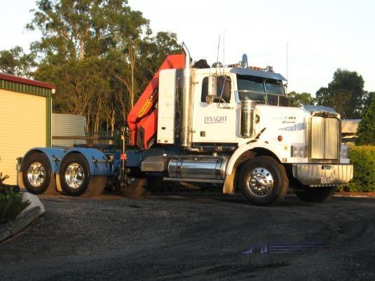 2007 Western Star 4800FX Constellation - Truckworld.com.au - Trucks for Sale