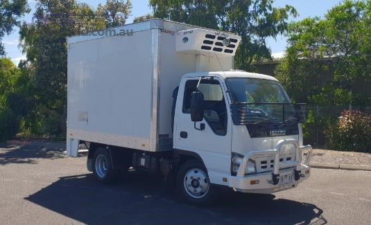 2006 Isuzu NKR Trucks for Sale