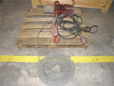 Dayton Scales / Hoists Shop / Warehouse Auction Results - 1 Listings
