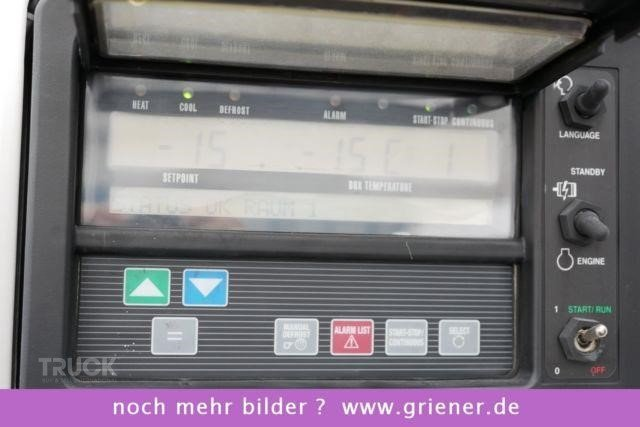 SCHMITZ SKO 24/ BI TEMP / CARRIER VECTOR 1950 /DS / BLUM