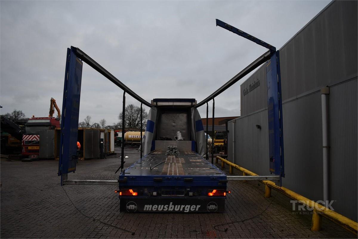 MEUSBURGER MPG-6 4 Steeringaxles Widening - 6.5 Meter!