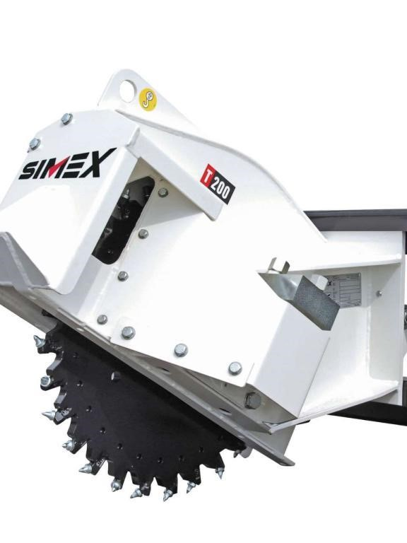 SIMEX T200 Usato