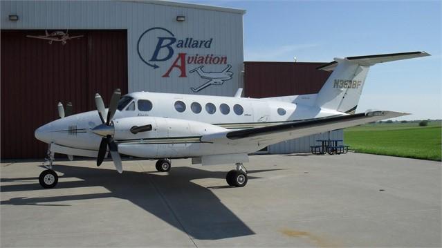 1989 BEECHCRAFT KING AIR 300 For Sale In Newton, Kansas | Controller com