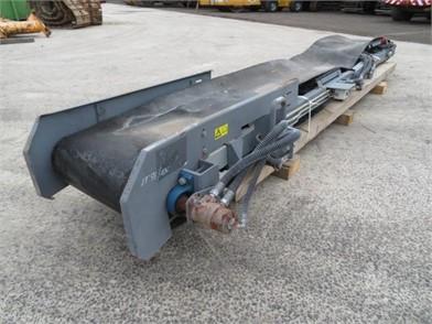 METSO Conveyor / Feeder / Stacker Aggregate Equipment For