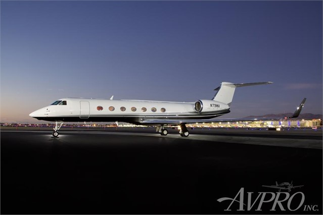 2006 GULFSTREAM G550 For Sale In Annapolis, Maryland