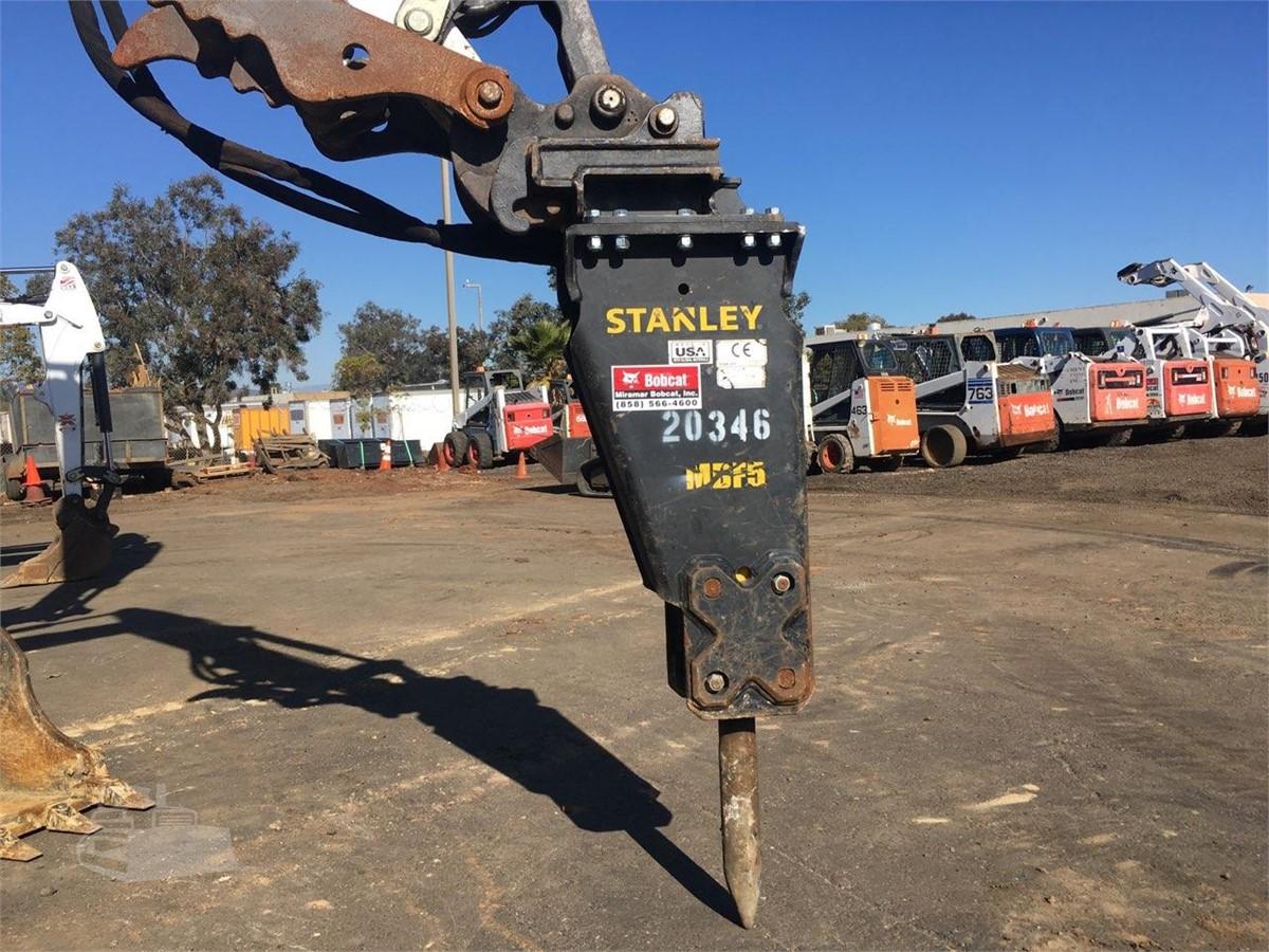 2018 STANLEY MBF5 Hammer/Breaker - Hydraulic For Sale In San Diego