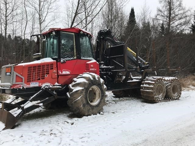 Forwarders Logging Equipment for Sale : Forestry Equipment Guide