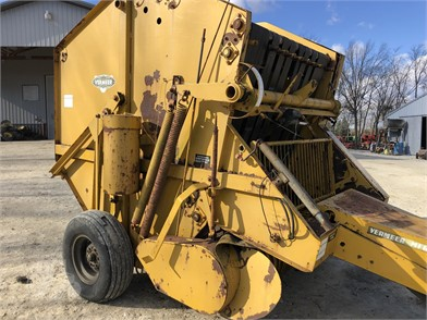 VERMEER 605G Auction Results - 9 Listings | TractorHouse com - Page