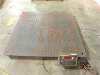 Cardinal Dectecto Scales / Hoists Shop / Warehouse Auction