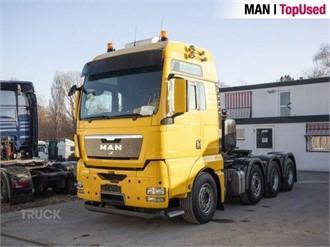 MAN TGX41.540