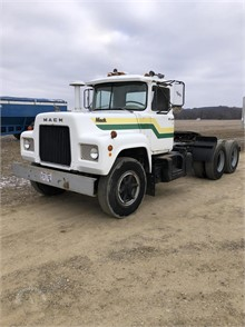 MACK R600 Heavy Duty Trucks Auction Results - 11 Listings