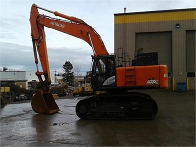 HITACHI ZX470 For Sale In Washington - 3 Listings