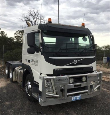 2016 Volvo FM13 - Trucks for Sale