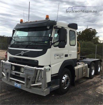 2016 Volvo FM13 - Truckworld.com.au - Trucks for Sale