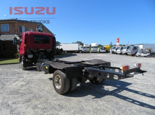 2011 Isuzu FRR 600 AMT Used Isuzu Trucks - Trucks for Sale