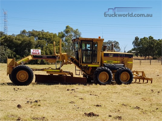 0 Caterpillar 120H - Heavy Machinery for Sale