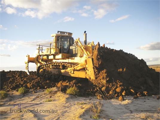 2007 Komatsu D375 Heavy Machinery for Sale