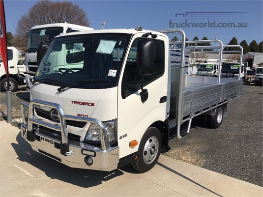 2018 Hino 300 Series 616 TradeAce West Orange Motors - Trucks for Sale