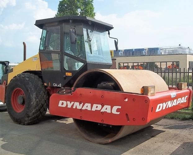 Dynapac CA602D Usato