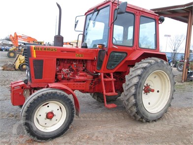 40 HP To 99 HP Tractors Online Auction Results - 4477