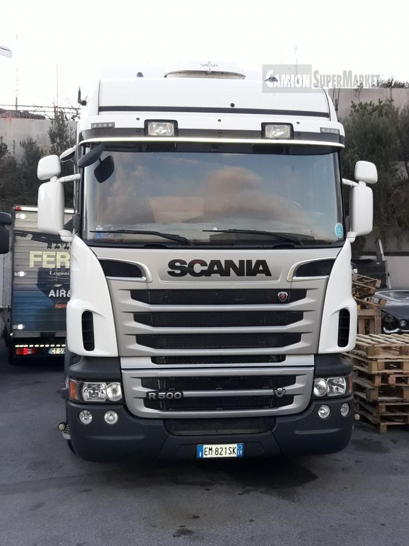 Scania R500 Usato 2013